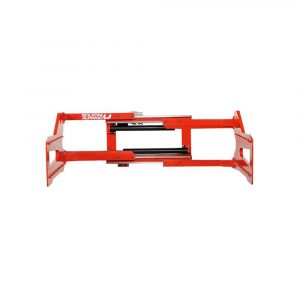 Bale Clamp Forklift Attachment