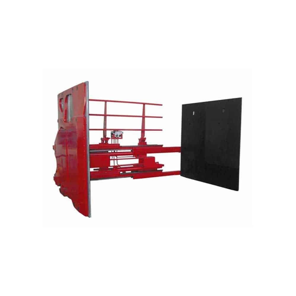 Carton and Appliance Clamp Forklift Attachment