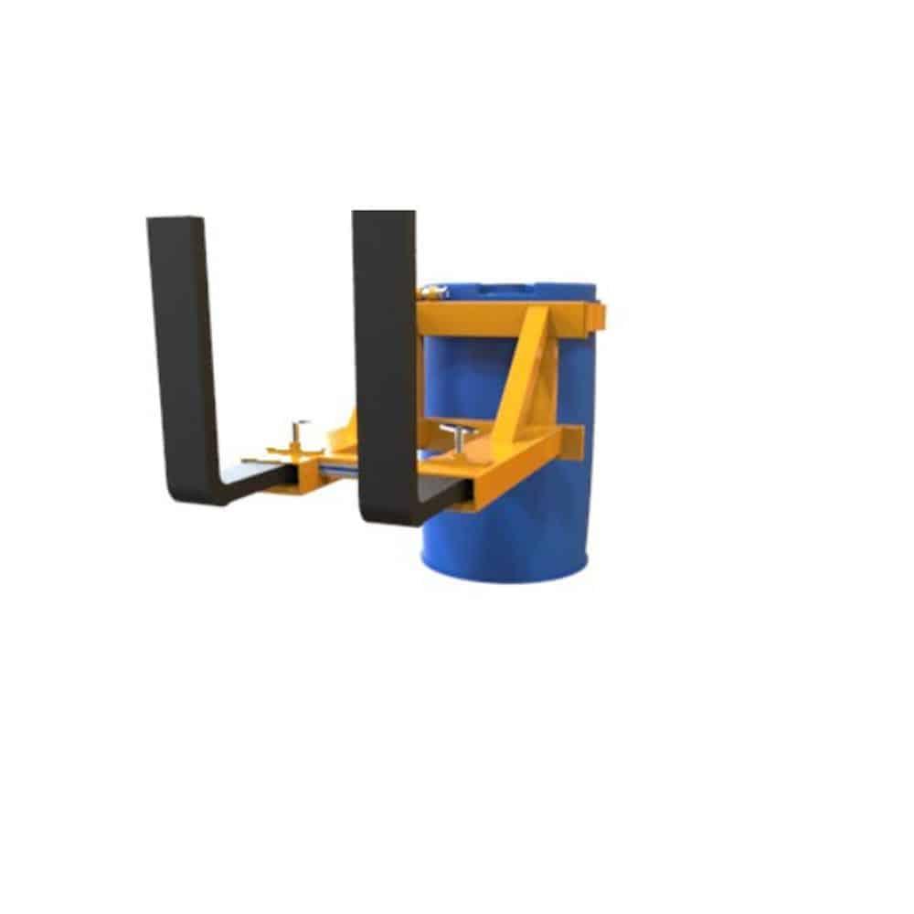 Forklift Drum Handler Attachment