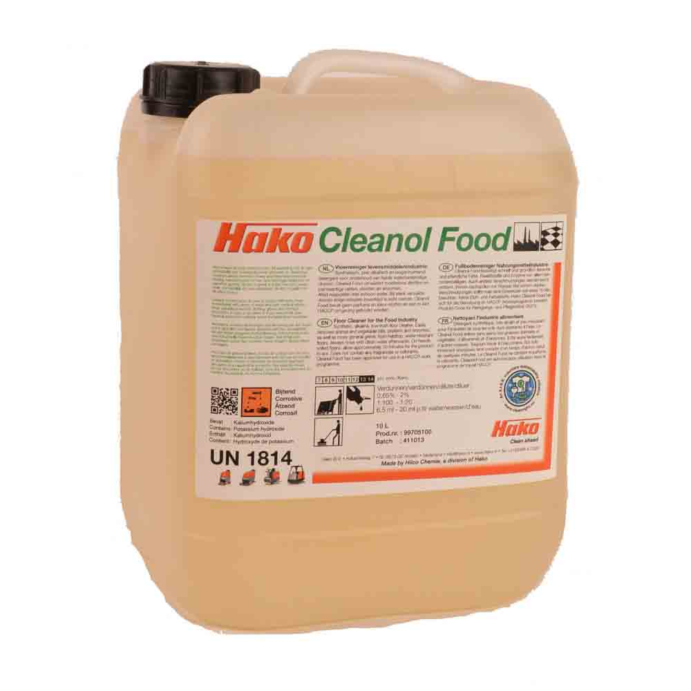 Hako Chemicals Cleanol Food