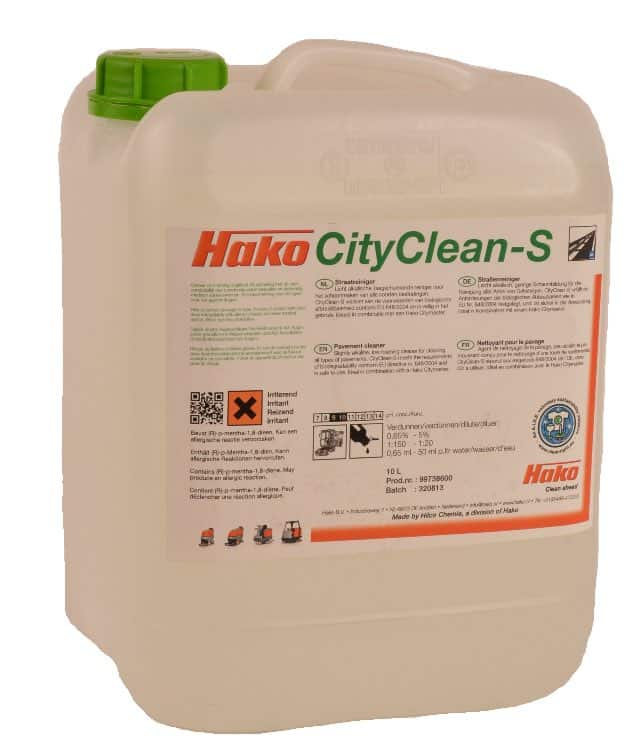 Hako Cleaning Chemicals Cityclean-S