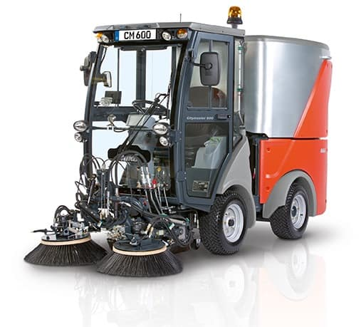 Hako City Master Cleaning equipment