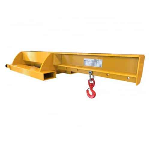 Heavy Duty Forklift Jib Attachment