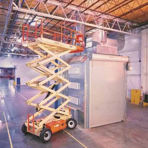 JLG LE Scissor Lift for sale