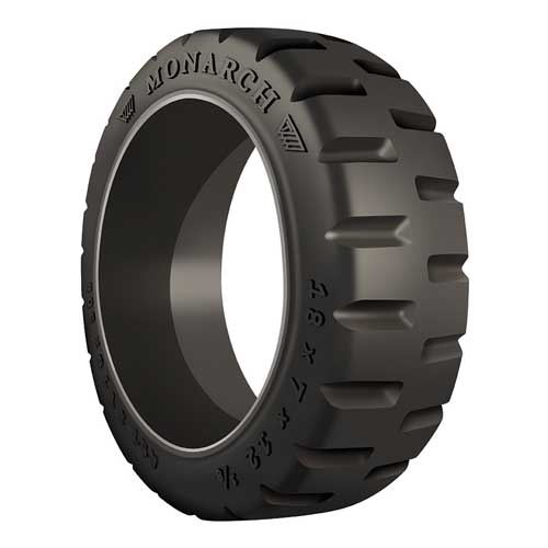 Monarch Press On Bands Forklift Tyres for sale