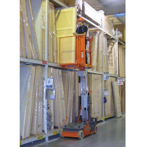 JLG Toucan Duo - Mobile Stock Picker
