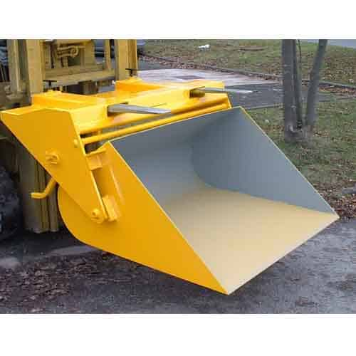 Easyfill Scoop Forklift Attachment