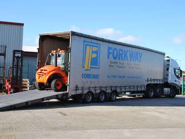Forkway Lorry