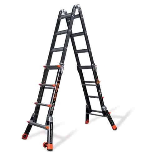 Little Giant Dark Horse Ladders 4 Treads