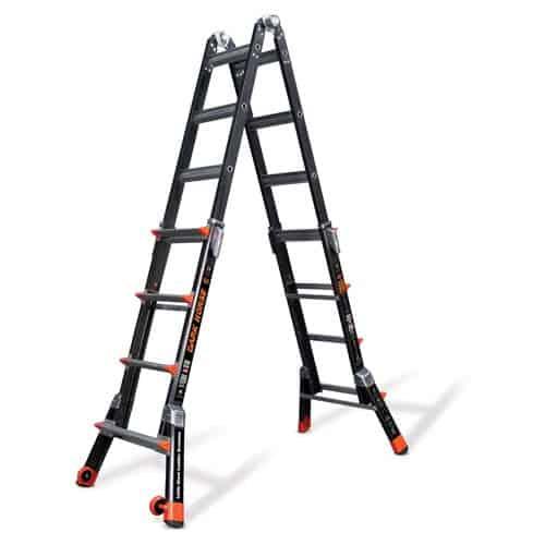 Little Giant Dark Horse Ladders 4 Treads