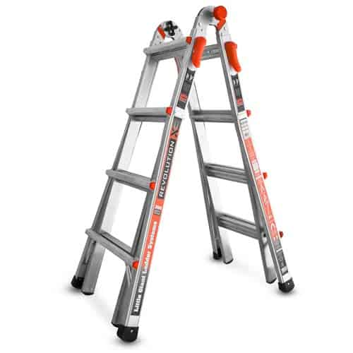 Little Giant Revolution XE Ladders