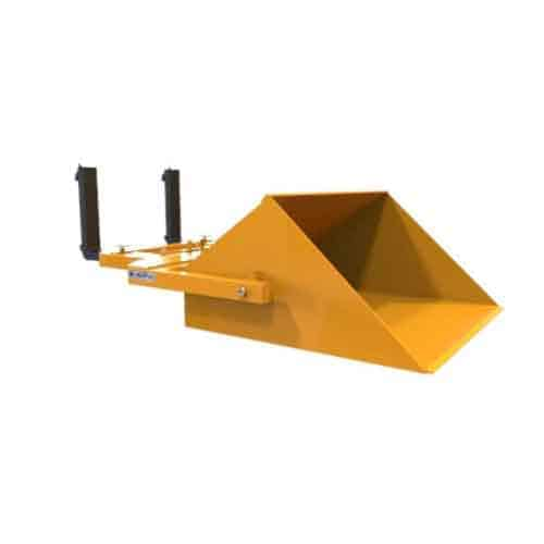Forklift Multiscoop Attachment