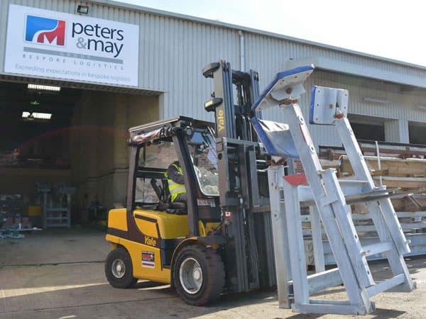 Solent Forklifts supply Yale Forklift