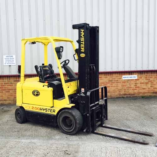 Hyster ACX 2.00 second hand forklift truck for sale