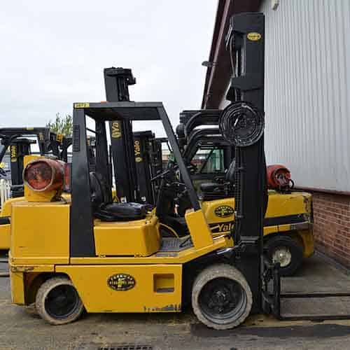 Hyster S7 Used Forklift Truck