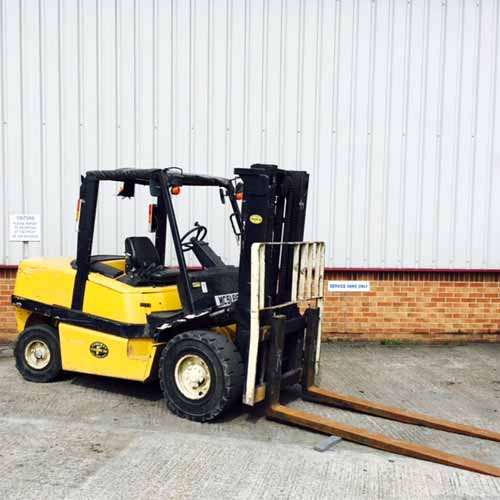 Used Yale forklifts for sale