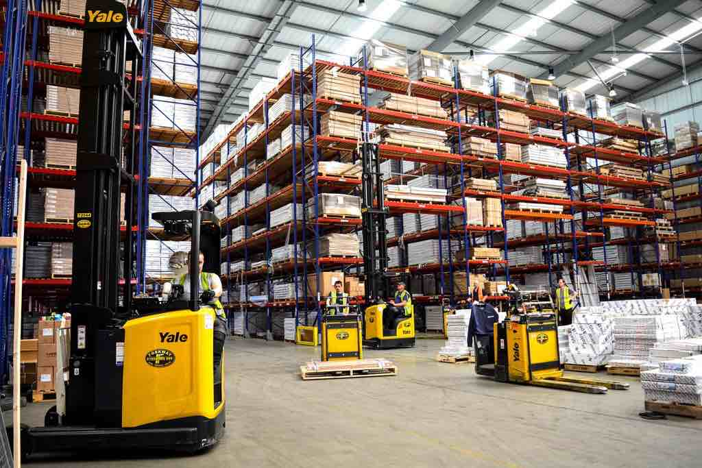 Material Handling in South Yorkshire